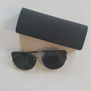 MVMT Empress Sunglasses Black